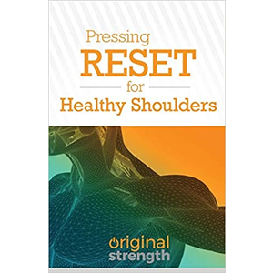 OS Pressing RESET for Healthy Shoulders - Books