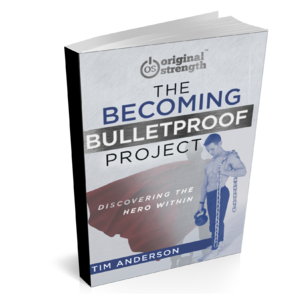 NEW! The Becoming Bulletproof Project