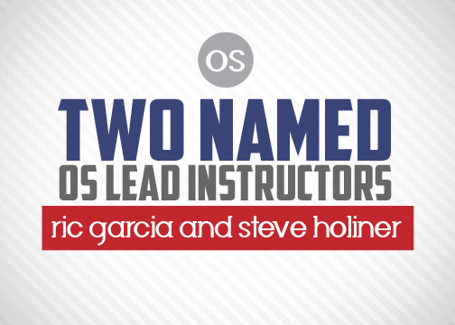Two Named the First Original Strength Lead Instructors