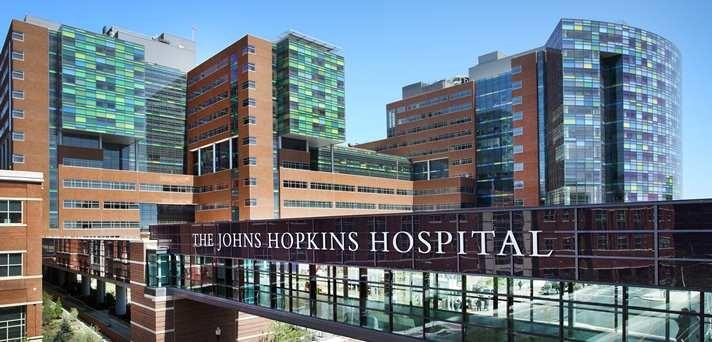 Johns Hopkins Hospital Hosting Original Strength OS Pro RESET Workshop