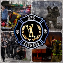 OPS Fitness Podcast –  Episode 4 with Tim Anderson (Professional Firefighter for 12 years and Co-Owner of Original Strength.)