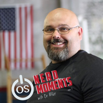 Original Strength Podcast – Nerd Moment EP 1 with Mike Musselman, DC